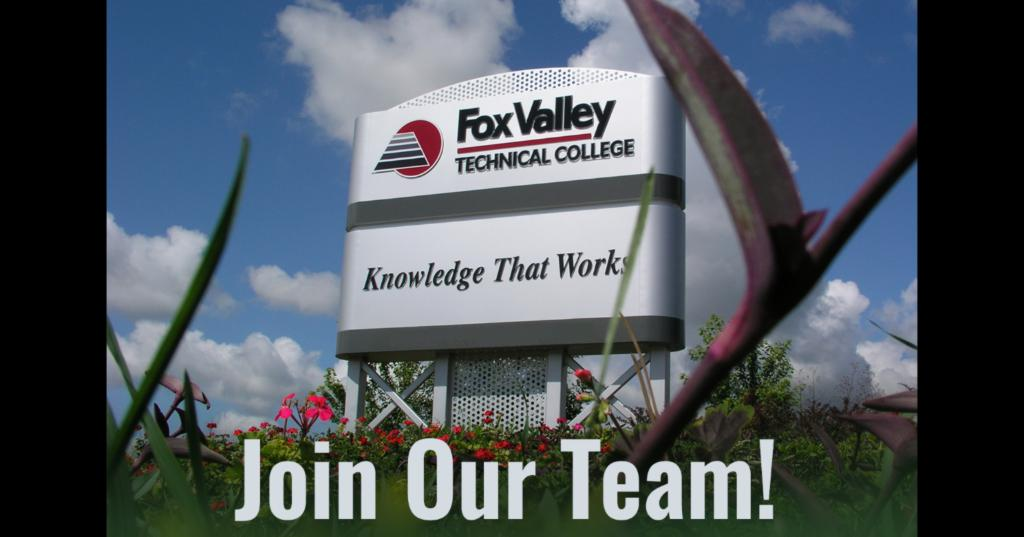 Fox Valley Technical College | Careers Center | Welcome
